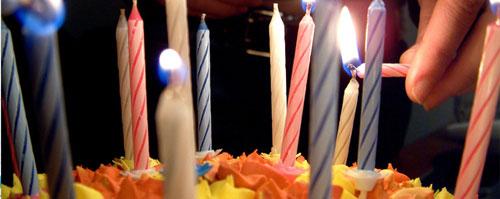Kinder- Geburtstag