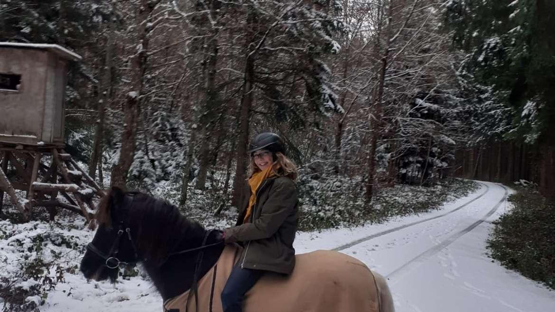 Der Winter ist da…